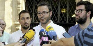 Los podemitas y sus colegas le cambian el nombre a Palma de Mallorca por la cara