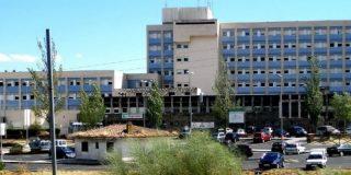 El primer bebé del año en Extremadura es una niña que nació en el Hospital Virgen del Puerto de Plasencia
