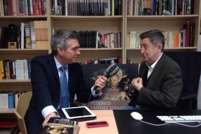 Federico Jiménez Losantos, autor de 'Los años perdidos de Rajoy'