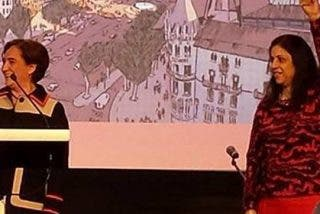 Ada Colau echa a Huma Jamshed 'por vaga' y la concejal dice que la alcaldesa es una racista