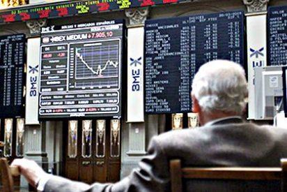 El Ibex cede un 0,6% en la media sesión, hasta los 8.640 puntos, con el petróleo a la baja