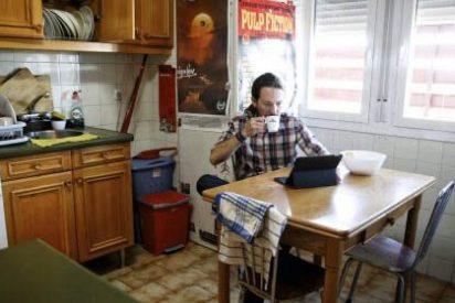 Según la Ley, el 'okupa' Pablo Iglesias debería devolver la casa en la que vive