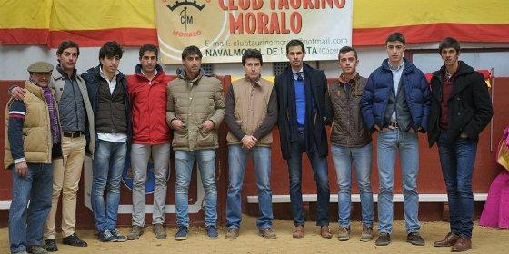 Éxito del III Certamen de Toreo de Salón organizado por el Club Taurino Moralo.