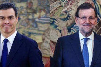 Mariano Rajoy gana tiempo en una jugada maquiavélica que deja a Pedro Sánchez a la intemperie