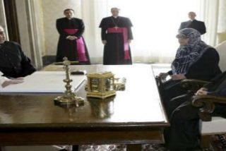 El presidente de Irán pide al Papa que rece por él