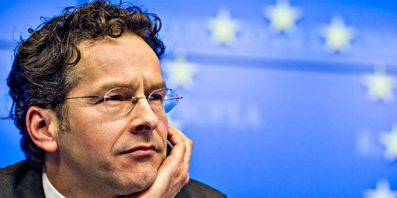 """Jeroen Dijsselbloem: """"El futuro Gobierno español deberá cambiar el Presupuesto"""""""