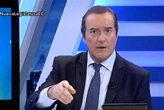 """Antonio Jiménez, harto del chavista: """"¡Es usted un totalitario, Señor Iglesias!"""""""