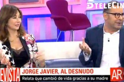 Ana Rosa Quintana y Jorge Javier Vázquez, 'enfrentados' por la foto de la hija de Fran Rivera