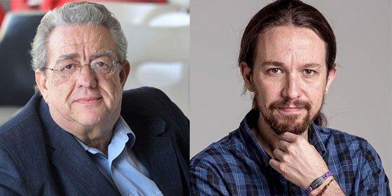 """Desde la SER dan cera a Podemos: José María Izquierdo les tacha de """"jóvenes pimpollos que creen que aún siguen de fiesta en la facultad"""""""