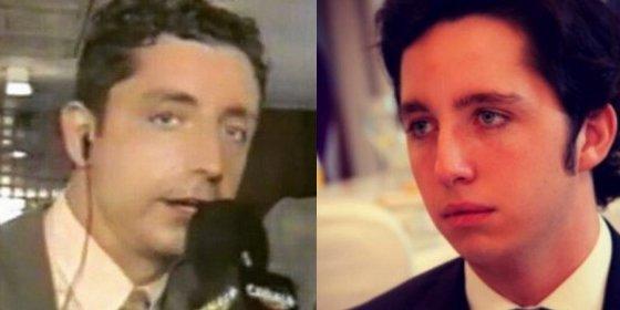 El gran parecido de Josep Pedrerol y el 'pequeño Nicolás' en sus inicios en Canal+
