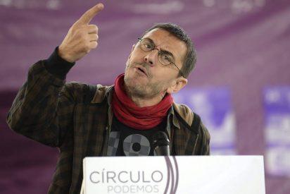 'Pinocho' Monedero: los 425.000 euros de las asesorías bolivarianas no fueron para 'La Tuerka'