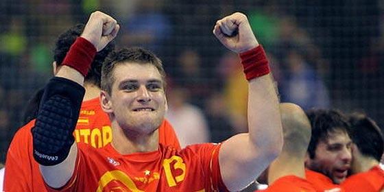 La selección española de balonmano cumple ante Hungría