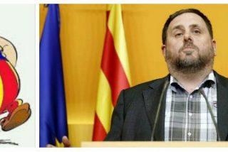 Jódete, Oriol: ahora Junqueras sale de su letargo para suplicar que le hagan presidente