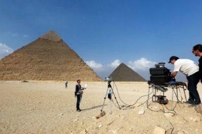 El nuevo secreto sobre la misteriosa construcción de la pirámide de Keops