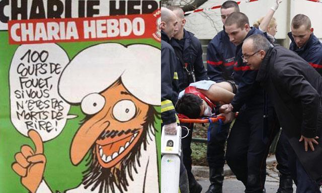 Juicio por el atentado terrorista al Charlie Hebdo: 14 sospechosos son acusados de facilitar la matanza