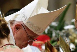 El Papa incluye a una 'reina maga' en la misa de Año Nuevo