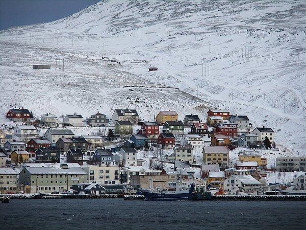 Tres solicitantes de asilo se refugian en una iglesia en la zona ártica de Noruega