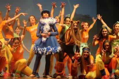 La Trouppe presenta en concierto su CD 'Trouppelandia', en El Corte Inglés de Badajoz