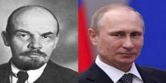 Vladimir Putin le echa la culpa a Lenin de la caída de la Unión Soviética