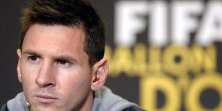 Leo Messi abre brecha en el palmarés del Balón de Oro