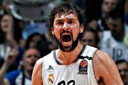 El Real Madrid de baloncesto pasa por la piedra al belicoso Olympiacos