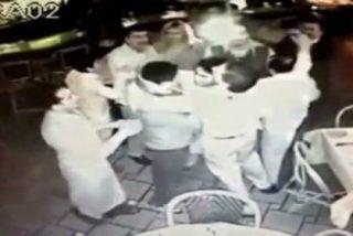 El vídeo del camarero que se cree que ha ganado 935 millones a la 'Powerball'