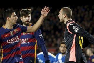 """Luis Suárez: """"Venid acá, os espero, sos un desecho"""""""