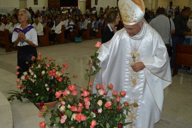 El Papa nombra a Luis Gonzaga Fechio nuevo obispo de Amparo