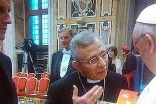 """Francisco invita a católicos y luteranos a ser """"artífices de paz y reconciliación"""""""