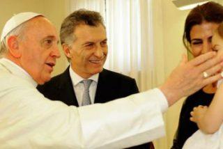 """El Gobierno argentino confirma que Macri y el Papa """"se verán pronto las caras"""""""