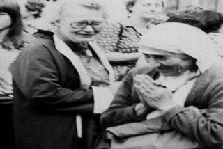 La Stasi y la Madre Teresa
