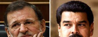 """[VÍDEO] La réplica del furibundo Maduro al """"racista"""" de Rajoy: """"¡Ocúpese de los desahucios!"""""""