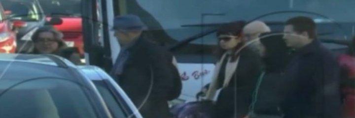 Así se lleva Maduro de excursión en su avión privado a los de Podemos, la CUP y al suegro del jefe de ETA