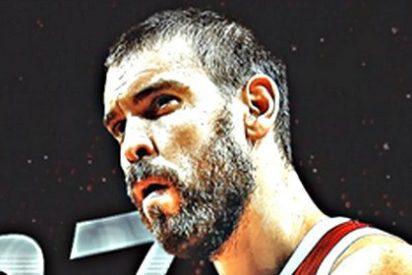 Un gigantesco Marc Gasol desata toda su furia ante los Knicks: 37puntos