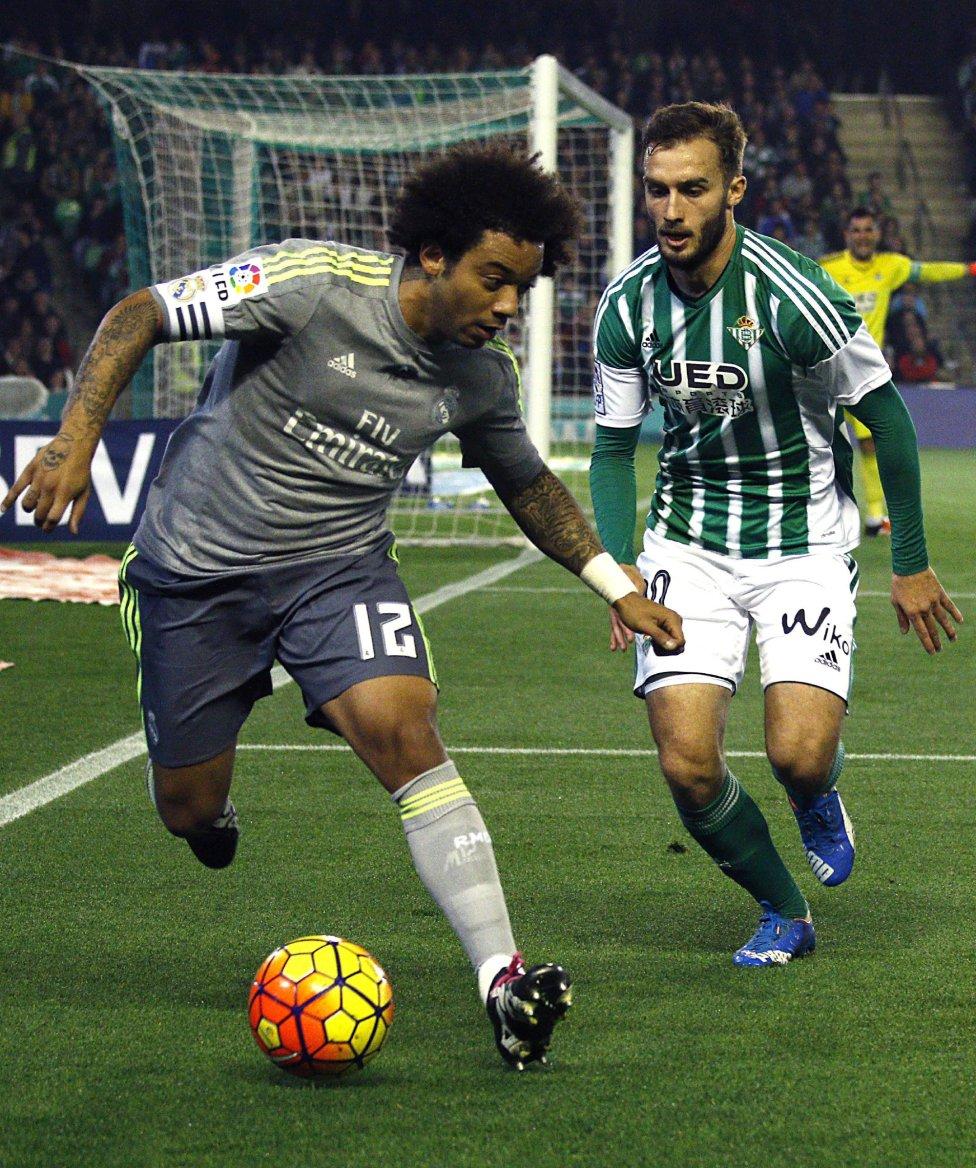 """Marcelo: """"Queda feo decir que echamos de menos a Bale"""""""