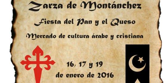"""Zarza de Montánchez acoge el """"Mercado de Cultura Árabe y Cristiana"""""""