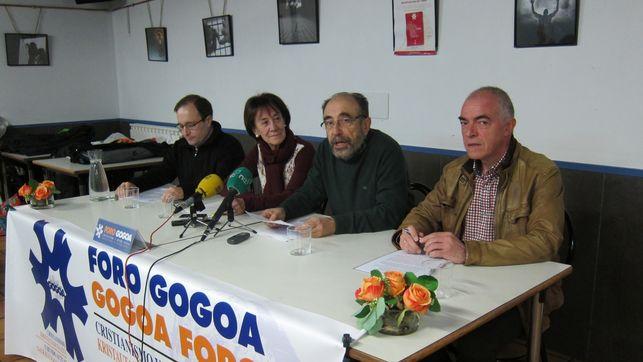 El Foro Gogoa cumple 20 años con 191 actividades de escucha y diálogo