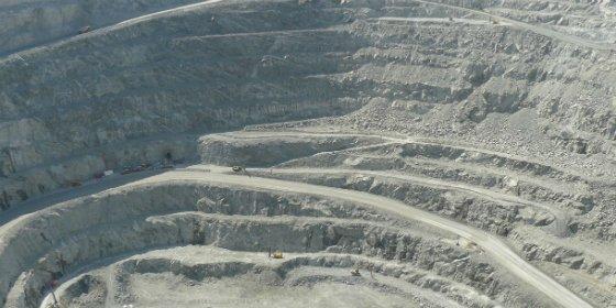 La mina de níquel de Monesterio (Badajoz) cierra por el desplome de precios