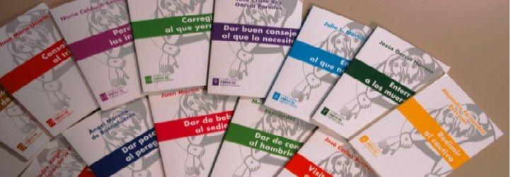 """""""Obras de Misericordia"""": la colección definitiva para el Año Jubilar"""