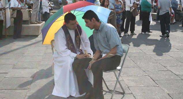 """El Papa envía a 1.071 """"misioneros de la Misericordia"""""""