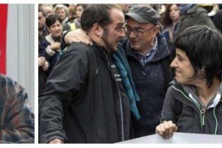 """Los 'mochileros sin fronteras' de la izquierda radical honran a ETA: """"Es la expresión de la larga lucha del pueblo vasco"""""""