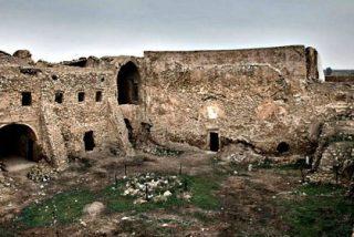 Los fanáticos islámicos del DAESH destruyen hasta los cimientos el monasterio cristiano más antiguo de Irak