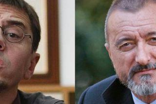 Juan Carlos Monedero carga contra Arturo Pérez-Reverte por su visión de la guerra civil española