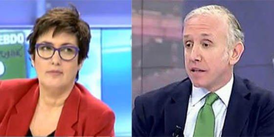 Intercambio de 'palos' entre OkDiario y Huffington Post a costa de sus directores Inda y Montse Domínguez
