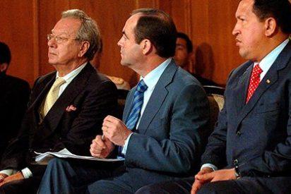 El hijo del ex embajador español en Caracas cobró 3,8 millones de Petróleos de Venezuela