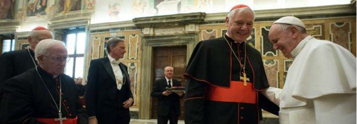 """El Papa recuerda a Doctrina de la Fe su """"esfuerzo y responsabilidad"""" en la gestión de los casos de abusos sexuales"""