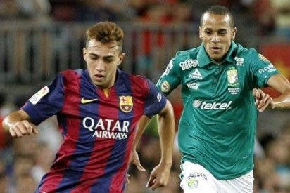 El Celta rechaza a dos jugadores del Barcelona