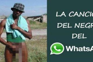 La porno-entrevista al 'Negro del Whatsapp' que arrasa en YouTube con su gran don