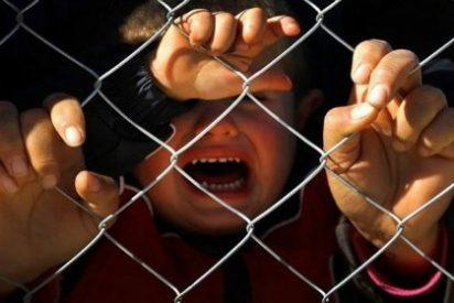 Los psicópatas del ISIS asesinan a un niño iraquí de 4 años atándole una bomba al cuerpo