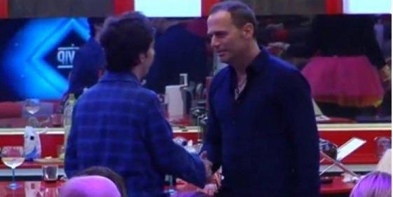 """'GH VIP': Carlos Lozano llama """"gay"""" al Pequeño Nicolás y éste le tacha de """"cocainómano"""""""